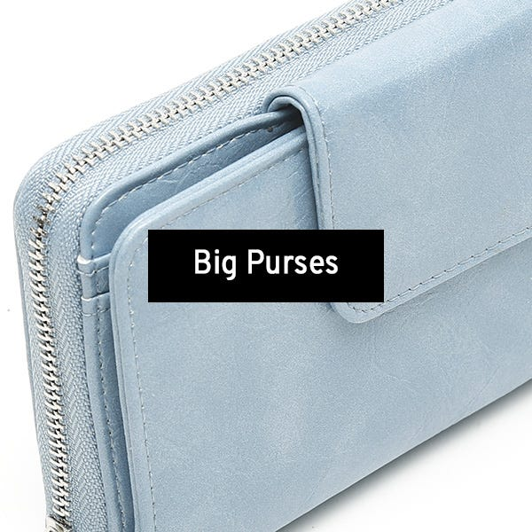 Big purses by Misako