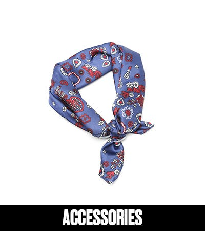 Cheap accessories on offer