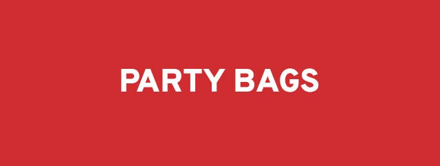 Party bags on sale by Misako