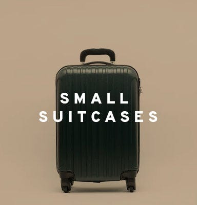 Small suitcases by Misako