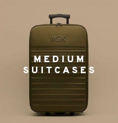 Medium suitcases by Misako