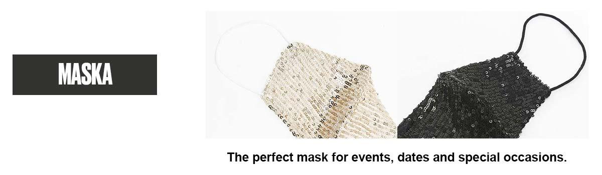 MASKA Mask  Adult by Misako