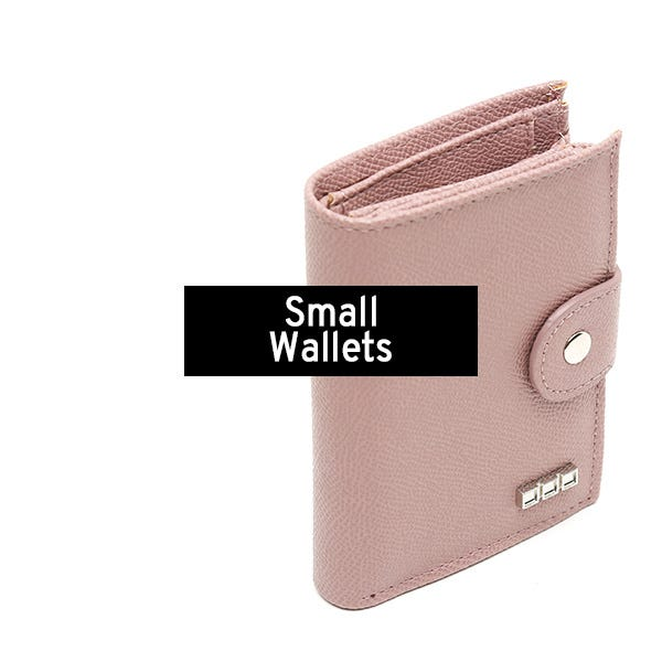 Wallets and small purses by Misako
