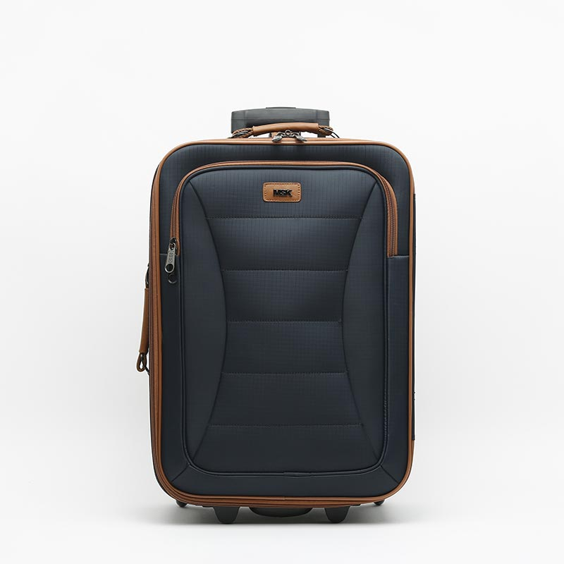 Small suitcases and cabin bags