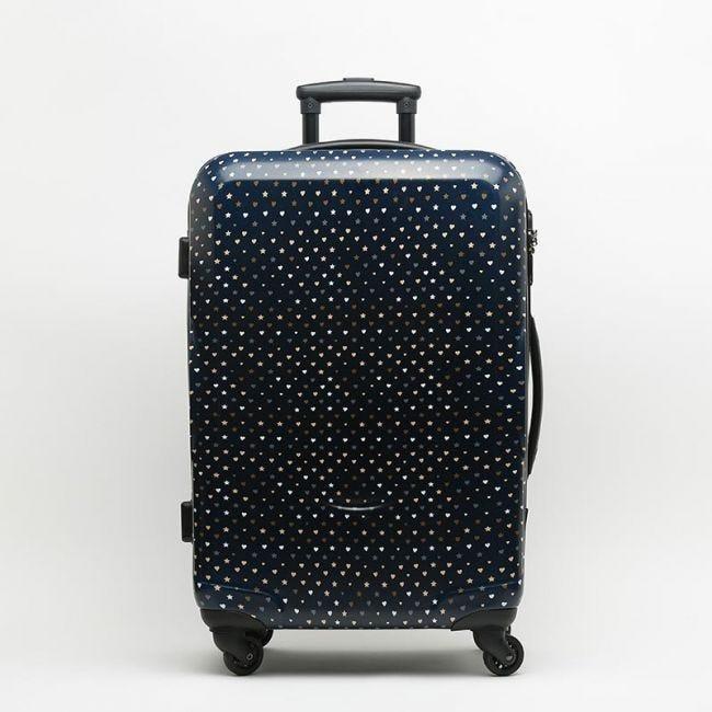 Medium size suitcases