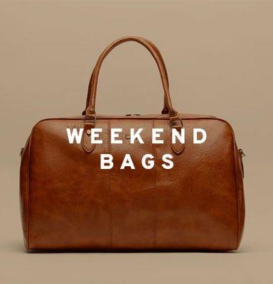 Weekend bags by Misako