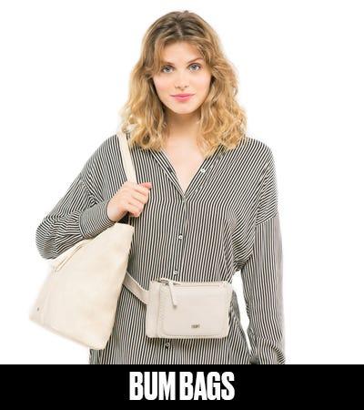 Cheap bum bags on offer