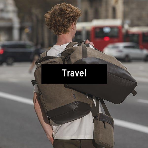 Travel for men by Misako