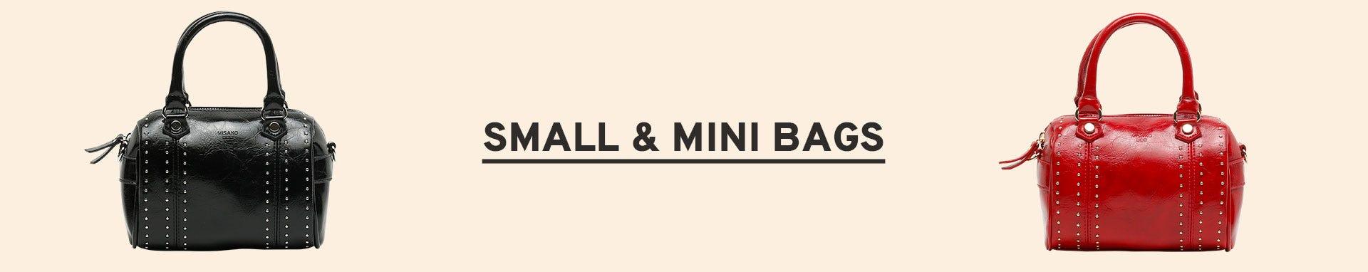 Small and Mini Handbags by Misako