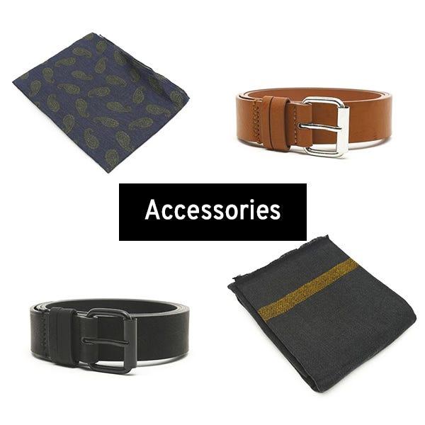 Accessories for men by Misako