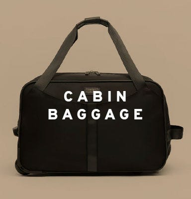 Cabin baggage by Misako