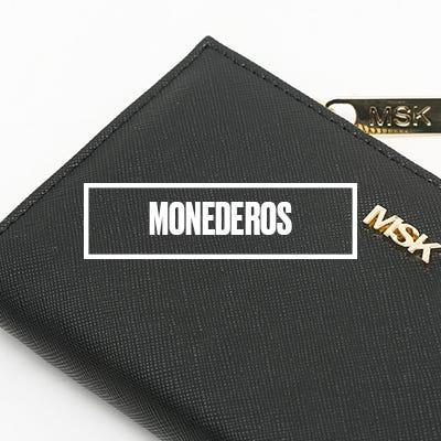 Monederos y portamonedas