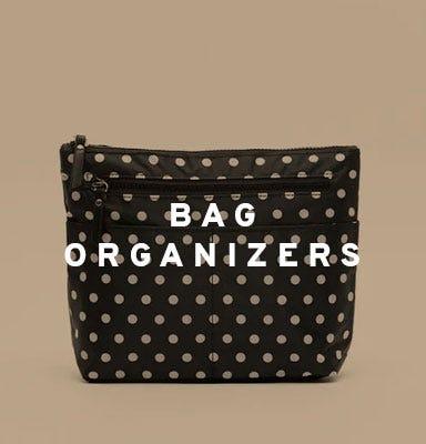 Bag organizer by Misako