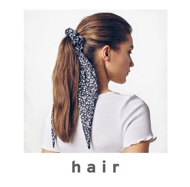 Hair accessories by Misako