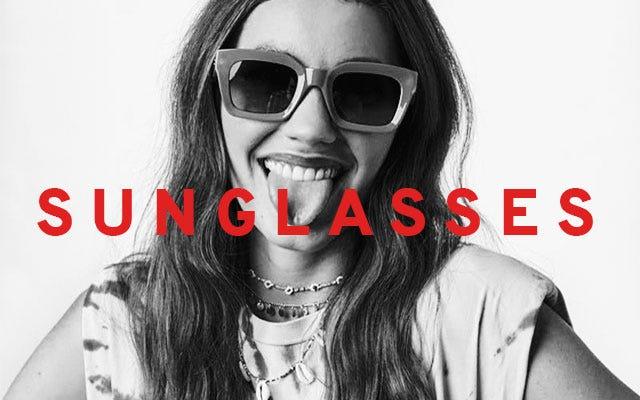 Sunglasses by Misako