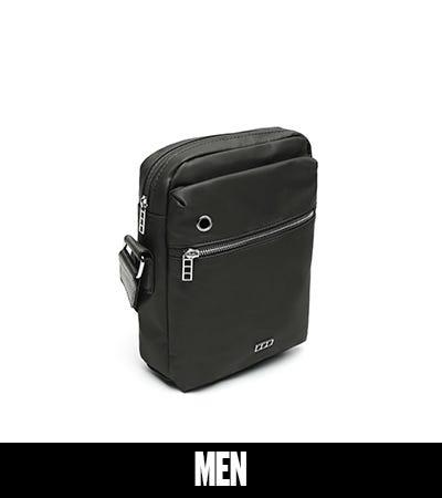 Cheap men's bags on offer