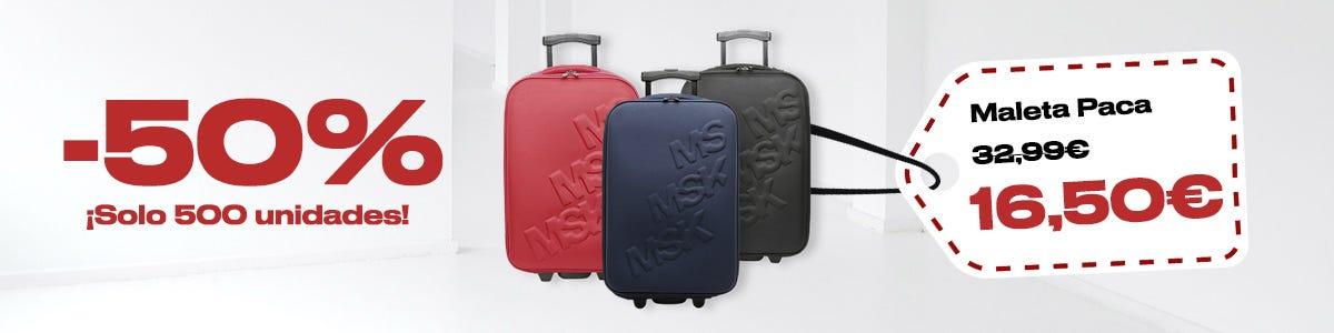 Oferta maleta pequeña de Misako