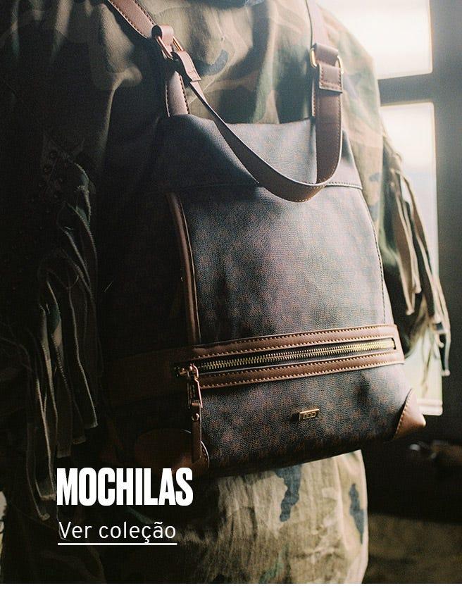Mochilas mulher da Misako