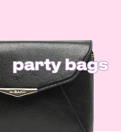 Cheap party bags on offer