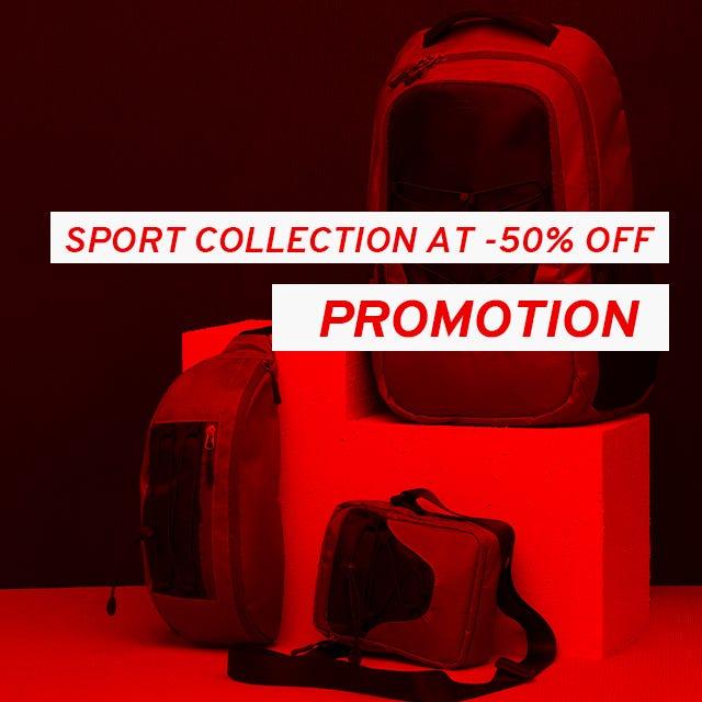 Promotion sport by Misako