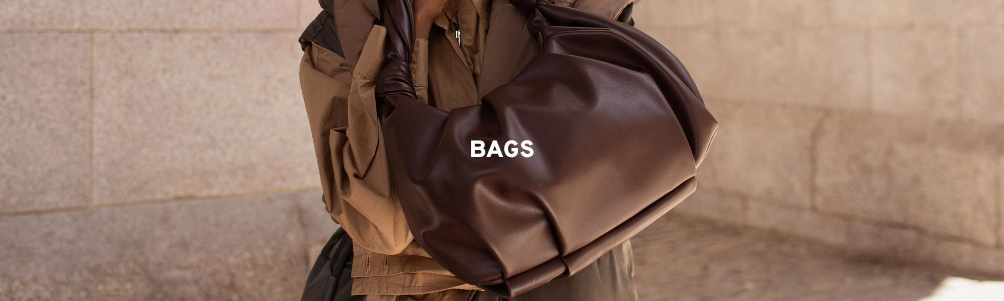 Cheap bags on offer