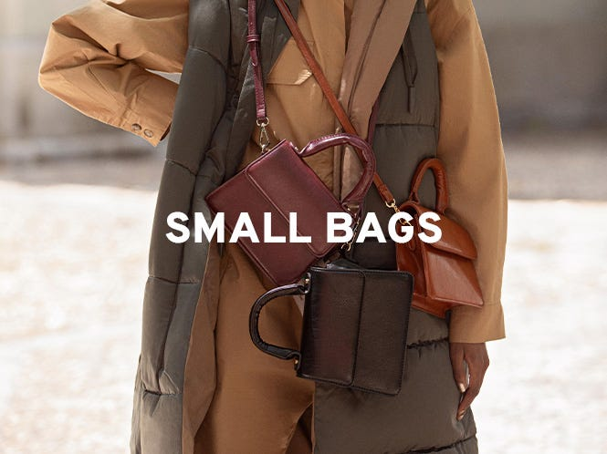 Cheap mini bags on offer