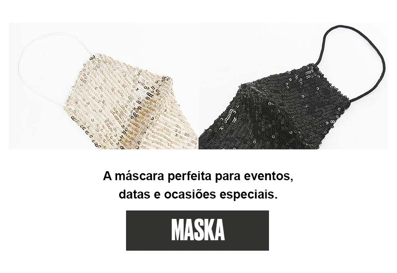 MASKA máscara adult da Misako