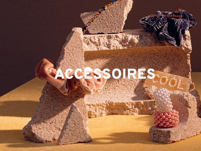 Offre d'accessoires bon marché