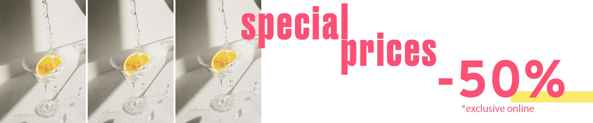 Special prices on selected Misako products