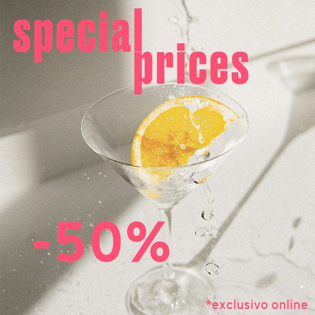 Preços especiais em produtos Misako seleccionados